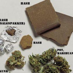 Hash drug
